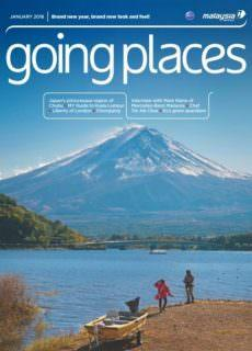Going Places — January 2018