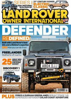 Land Rover Owner — February 2018