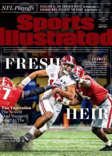 Sports Illustrated USA — January 11, 2018