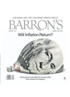 Barron's Magazine — January 1, 2018