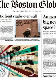 The Boston Globe – 11.01.2018