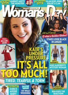 Woman's Day New Zealand — January 15, 2018