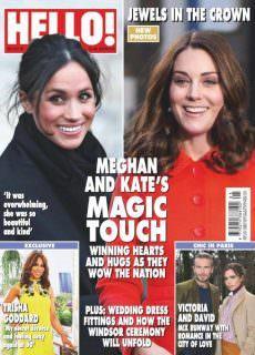 Hello! Magazine UK — 29 January 2018
