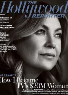 The Hollywood Reporter – 17.01.2018