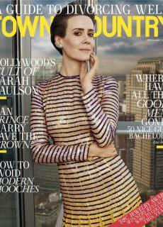 Town & Country USA — February 2018