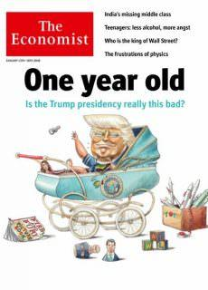 The Economist USA – January 13, 2018