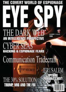 Eye Spy — January 25, 2018