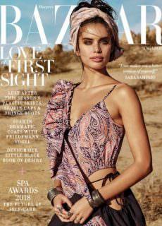 Harper's Bazaar Singapore — February 2018