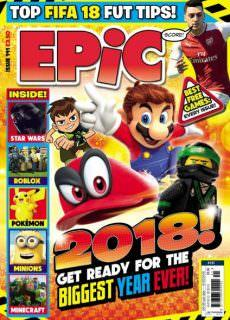 Epic Magazine — January 2018