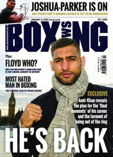 Boxing News — January 11, 2018