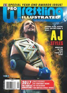 Pro Wrestling Illustrated — January 08, 2018