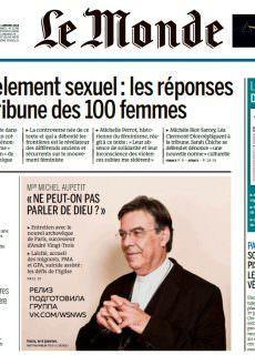 Le Monde – 12.01.2018