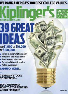 Kiplinger's Personal Finance — February 2018