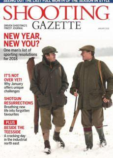 Shooting Gazette — January 2018