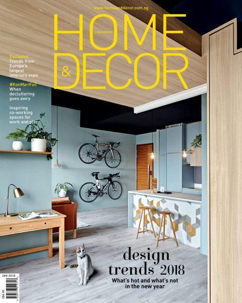 Download Home Decor January 2018 Pdf Magazine Free