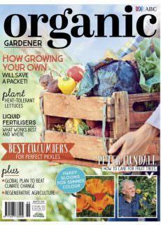 ABC Organic Gardener — January 2018