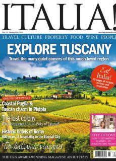 Italia! Magazine — February 2018