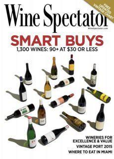 Wine Spectator – 01.02.2018