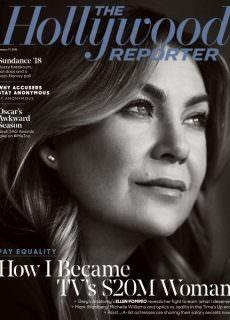 The Hollywood Reporter — January 17, 2018