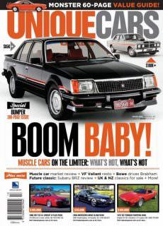 Unique Cars Australia — December 2017