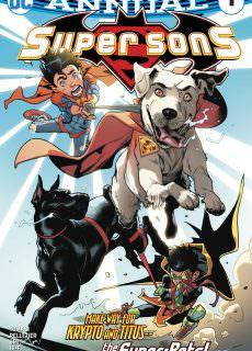 Super Sons Annual 001 (2018)