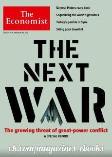 The Economist Asia – January 26, 2018