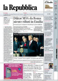 Corriere della Sera – 07.01.2018