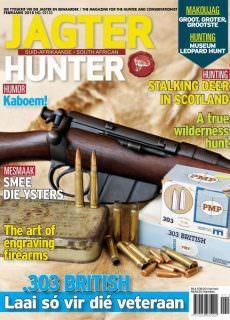 SA Hunter-Jagter — February 2018