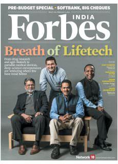 Forbes India – February 02, 2018