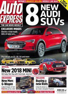 Auto Express — 10 January 2018