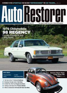 Auto Restorer — February 2018