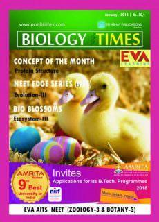 BIOLOGY TIMES — December 2017