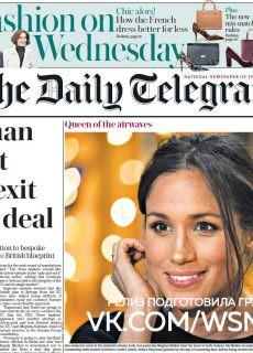 The Daily Telegraph – 10.01.2018