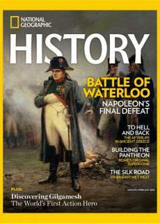 National Geographic History — December 17, 2017