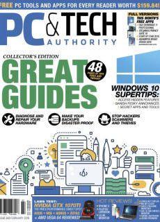 PC & Tech Authority — February 2018