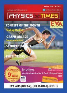 PHYSICS TIMES — January 2018
