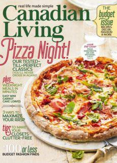 Canadian Living — March 2018