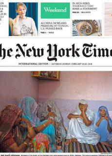 The New York Times International – 24.02.2018 – 25.02.2018