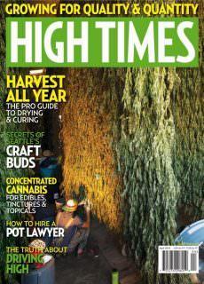 High Times — April 2018