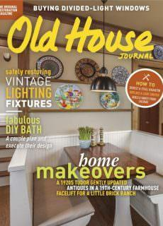 Old House Journal — February 2018
