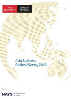 The Economist CN Asia Business Outlook Survey – 2018