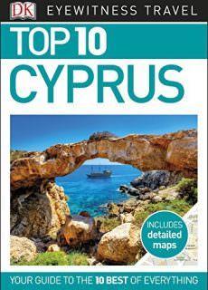 Top 10 Cyprus (DK Eyewitness Top 10 Travel Guides)