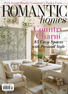 Romantic Homes — March 2018