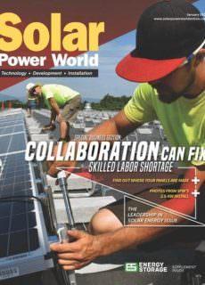 Solar Power World — January 2018