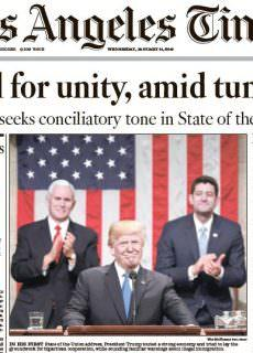 Los Angeles Times – 31.01.2018