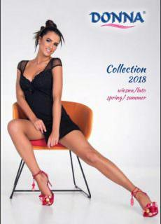 Donna — Lingerie Spring Summer Collection Catalog 2018