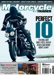 Motorcycle Trader — February 2018