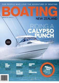 Boating New Zealand — February 2018