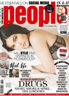 People South Africa — February 07, 2018
