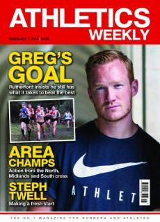 Athletics Weekly — February 01, 2018